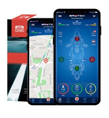 Alarma GPS Titan