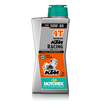 ACEITE KTM RACING 20W60 4T 1L