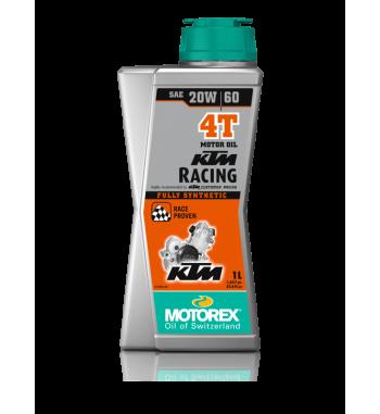 ACEITE KTM RACING 20W60 4T 1L