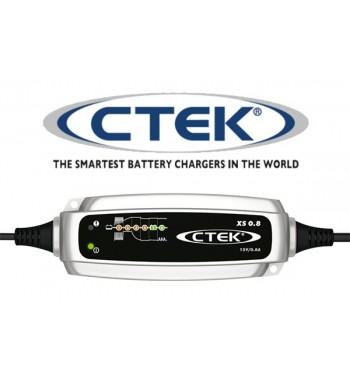 Cargador batería CTEK XS 0.8