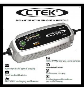 Cargador batería CTEK MXS 3.8